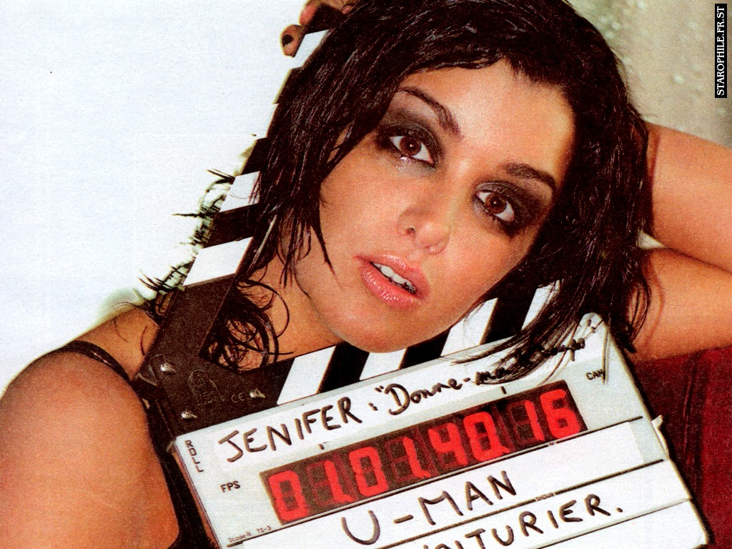 wallpaper Jenifer Bartoli telechargement gratuit