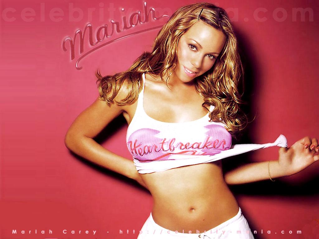 wallpaper Mariah Carey telechargement gratuit