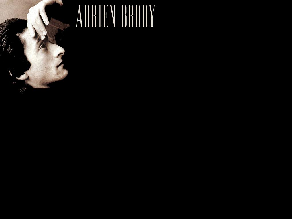 wallpaper Adrien Brody telechargement gratuit