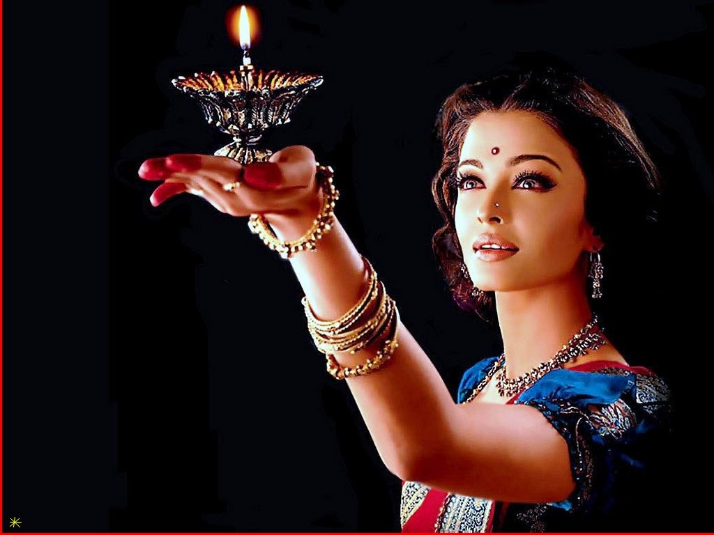wallpaper Aishwarya Rai telechargement gratuit