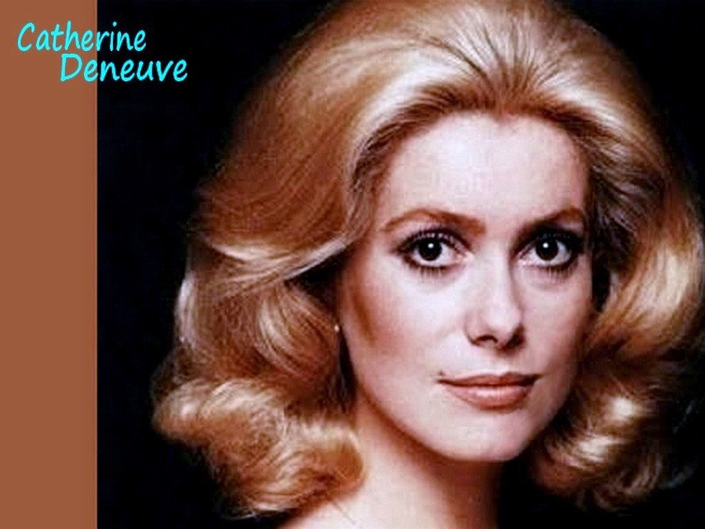 wallpaper Catherine Deneuve telechargement gratuit