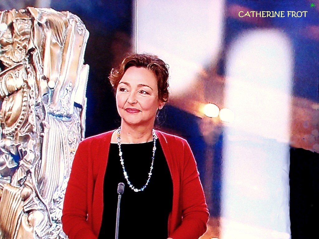 wallpaper Catherine Frot telechargement gratuit