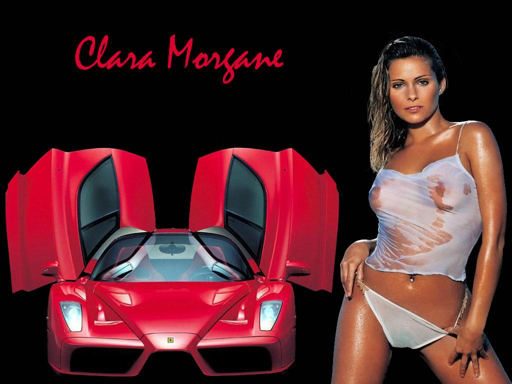 wallpaper Clara Morgane telechargement gratuit