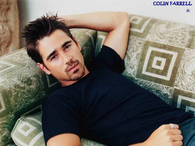 wallpaper Colin Farrell telechargement gratuit