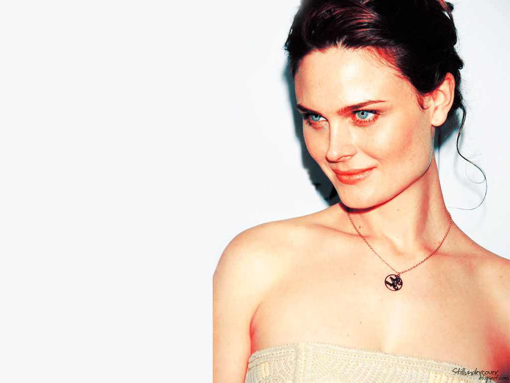 wallpaper Emily Deschanel telechargement gratuit