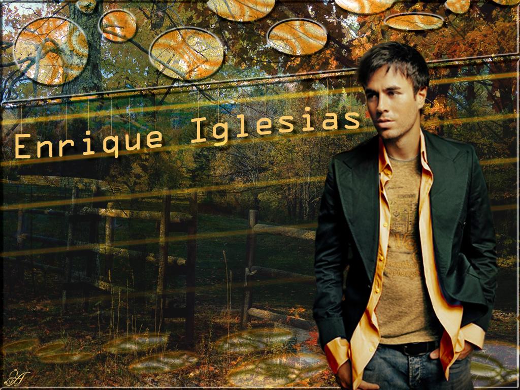 wallpaper Enrique Iglesias telechargement gratuit
