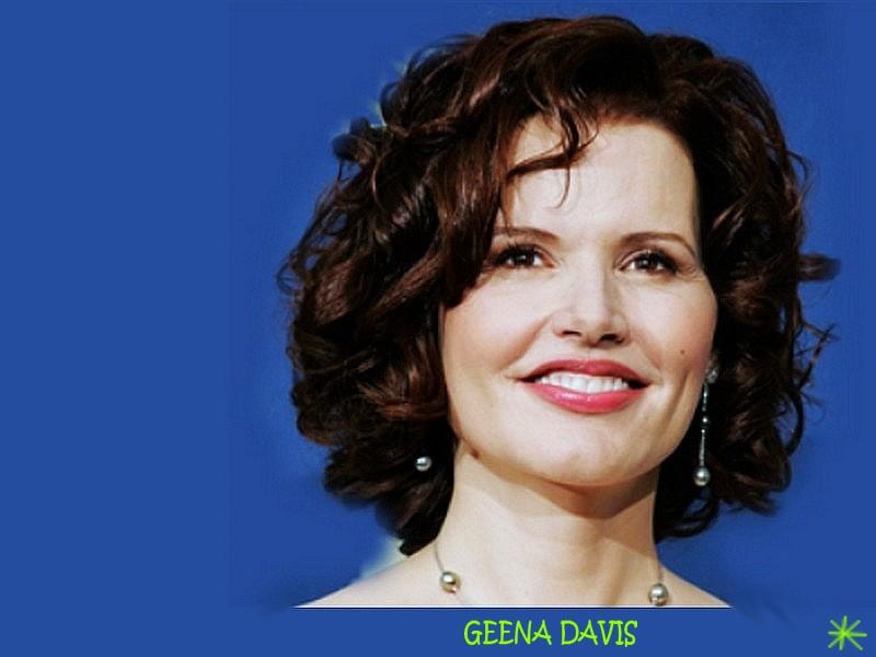 wallpaper Geena Davis telechargement gratuit