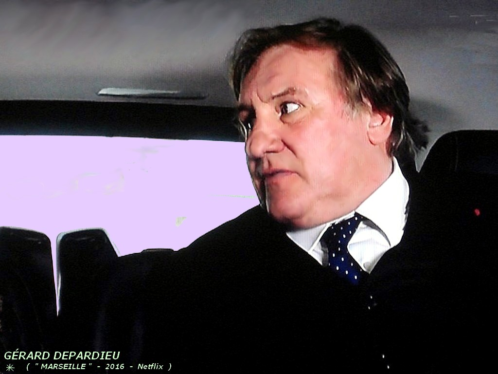 wallpaper Gérard Depardieu telechargement gratuit