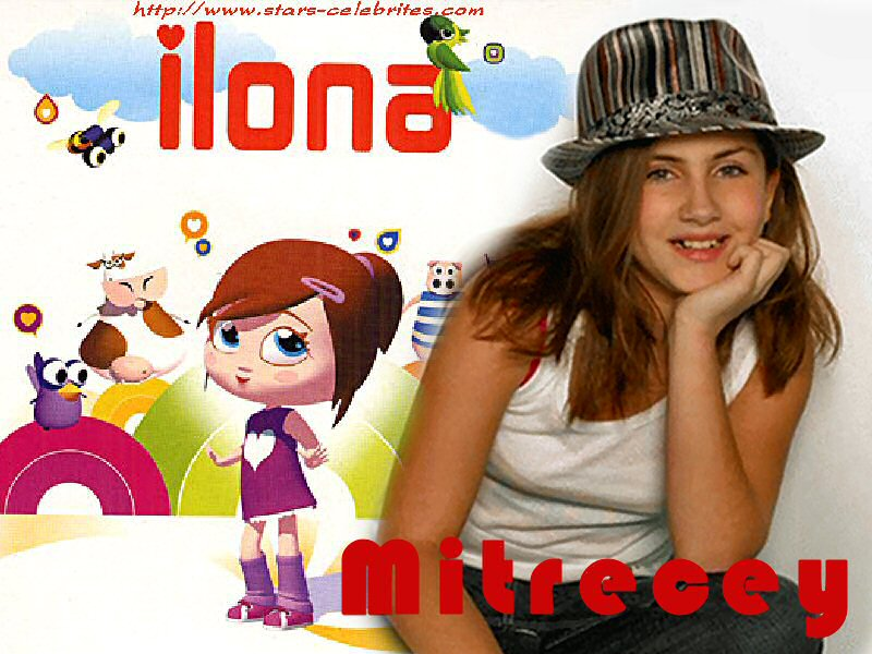 wallpaper Ilona Mitrecey telechargement gratuit