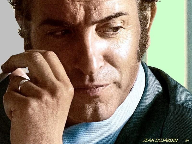 wallpaper Jean Dujardin telechargement gratuit