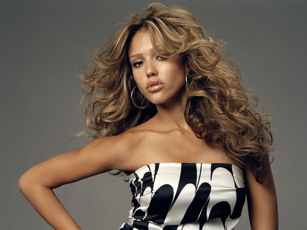 wallpaper Jessica Alba telechargement gratuit
