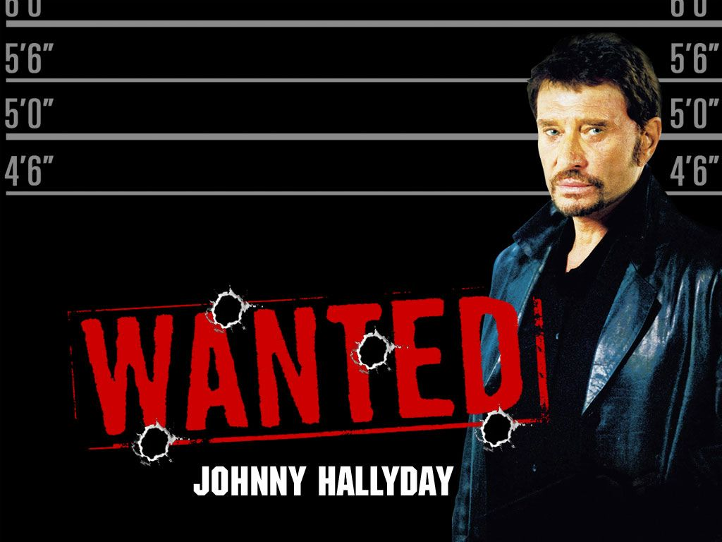 wallpaper Johnny Hallyday telechargement gratuit