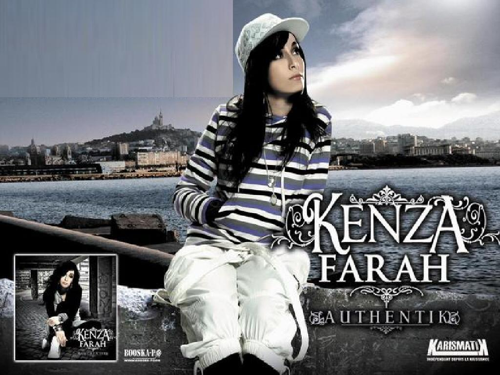 wallpaper Kenza Farah telechargement gratuit
