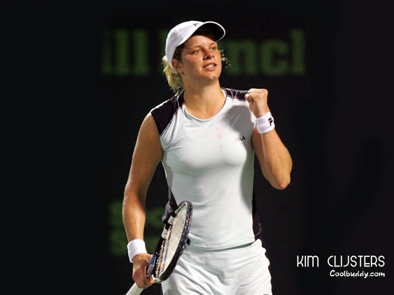 wallpaper Kim Clijsters telechargement gratuit