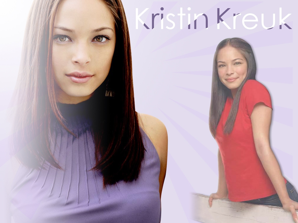 wallpaper Kristin Kreuk telechargement gratuit