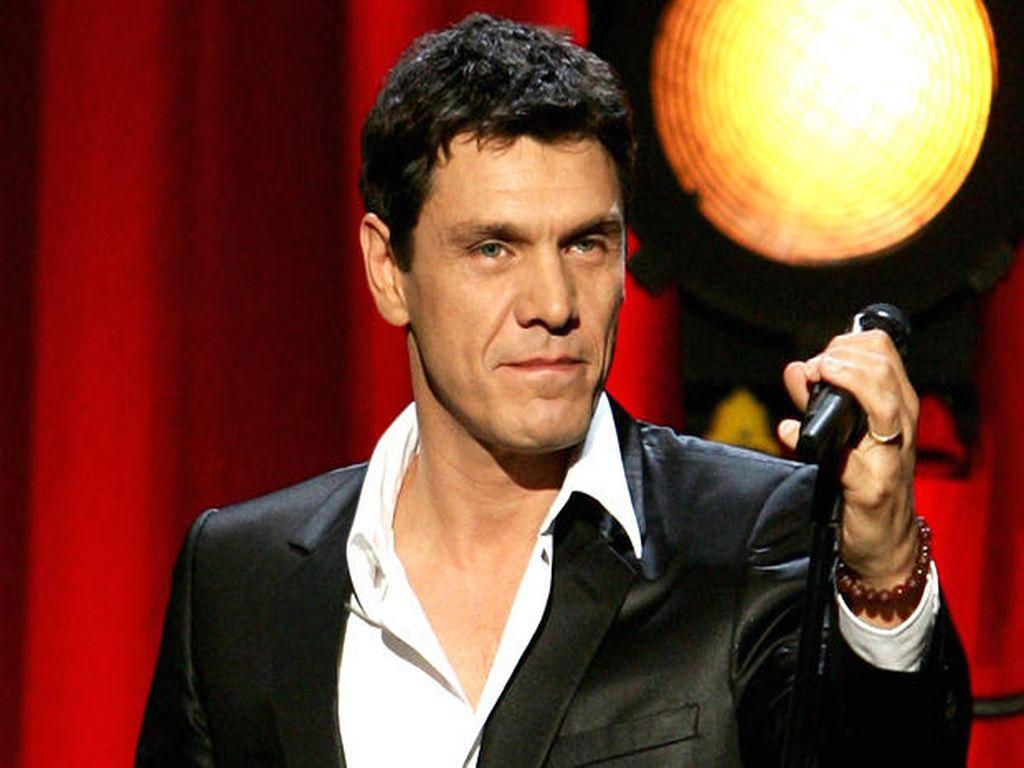 wallpaper Marc Lavoine telechargement gratuit