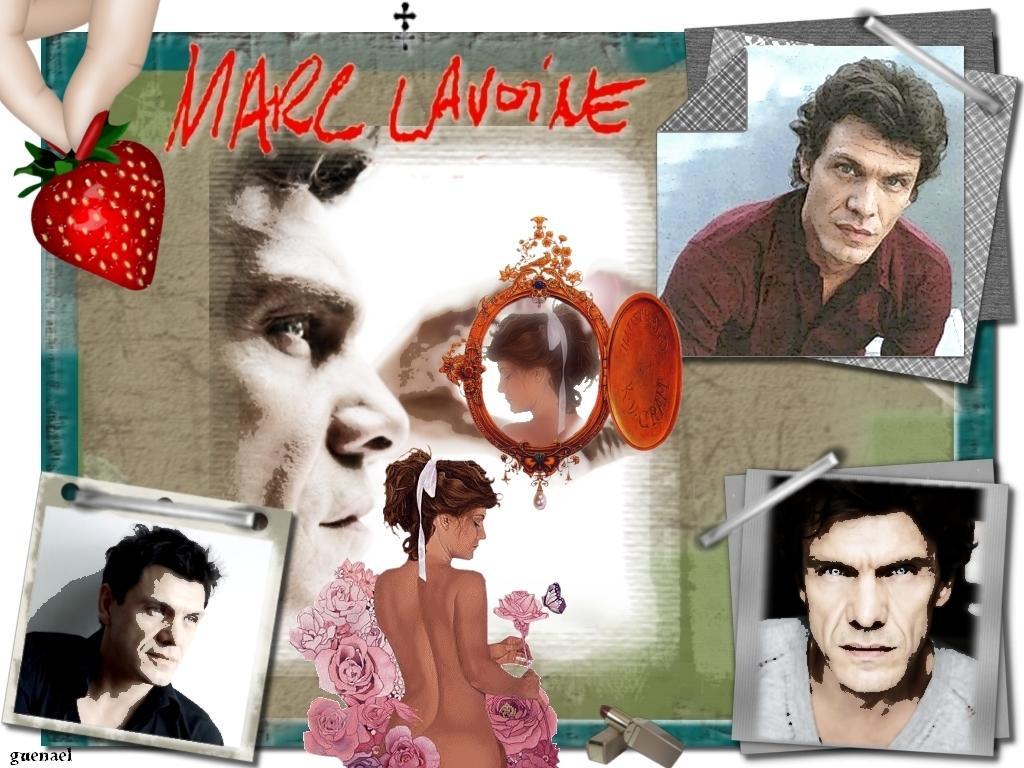 wallpaper Marc Lavoine telechargement gratuit