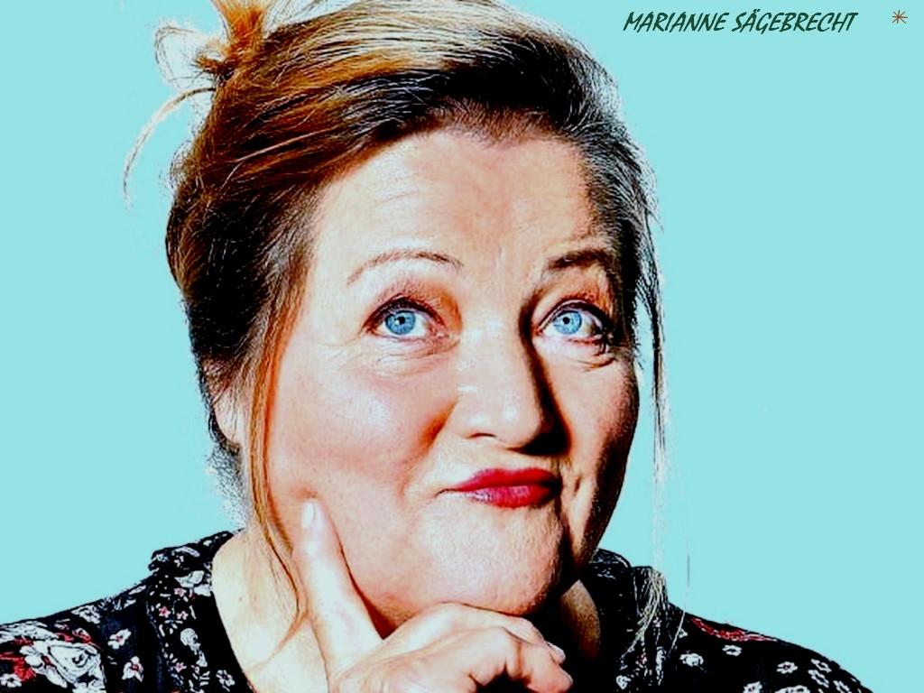 Marianne Sagebrecht