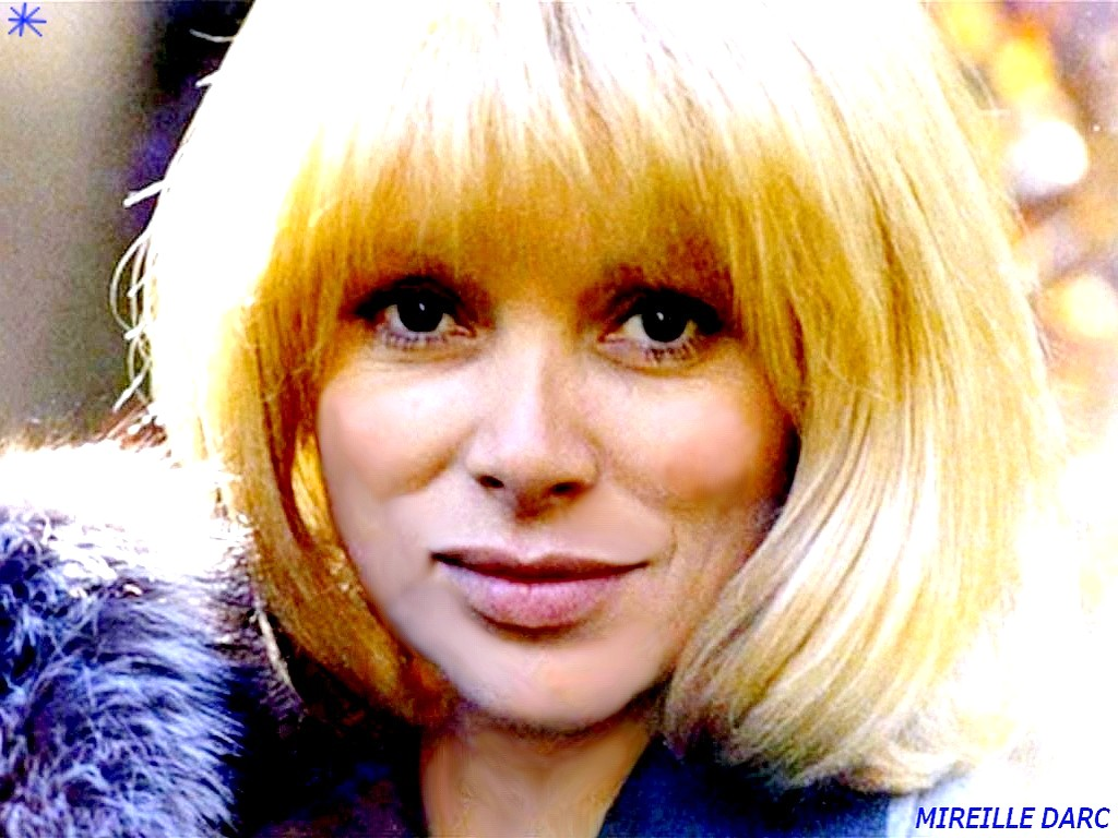 wallpaper Mireille Darc telechargement gratuit