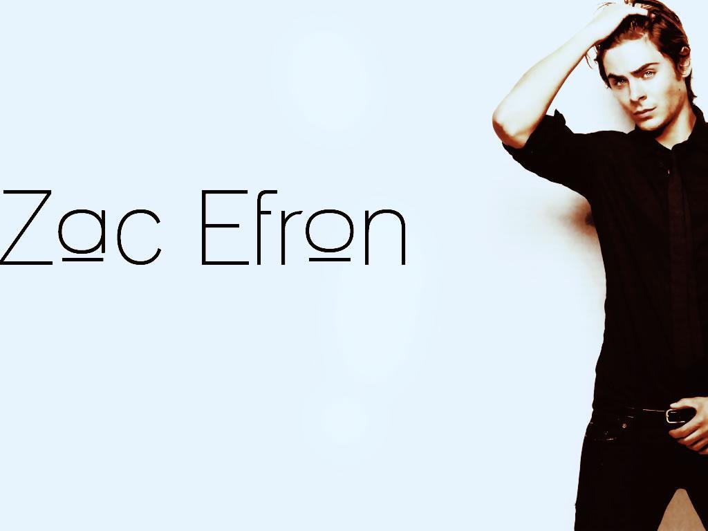 wallpaper Zac Efron telechargement gratuit